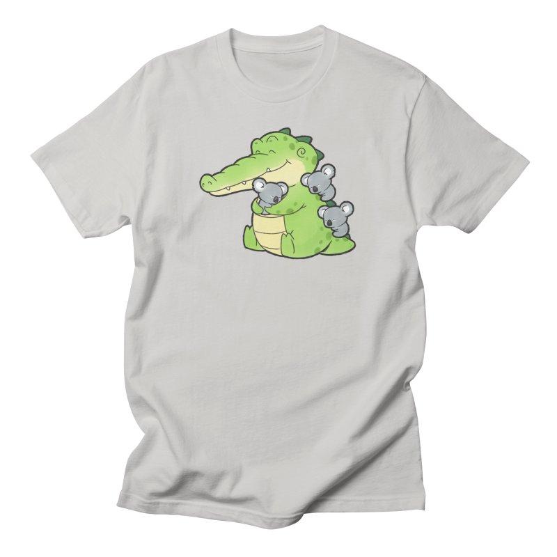 Buddy Gator - Hugs Women's T-Shirt by Buddy Gator's Artist Shop