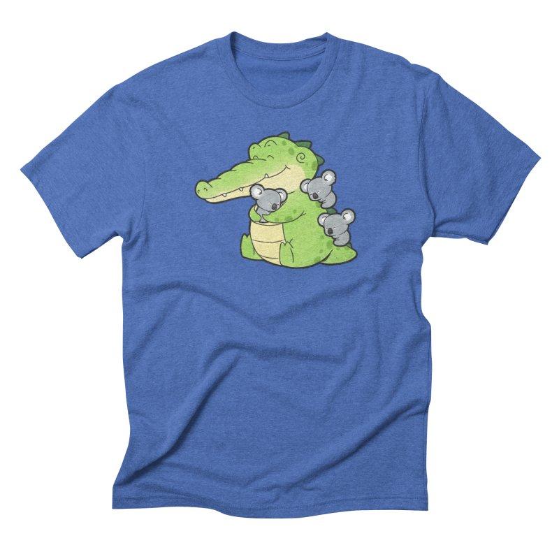 Buddy Gator - Hugs Men's T-Shirt by Buddy Gator's Artist Shop