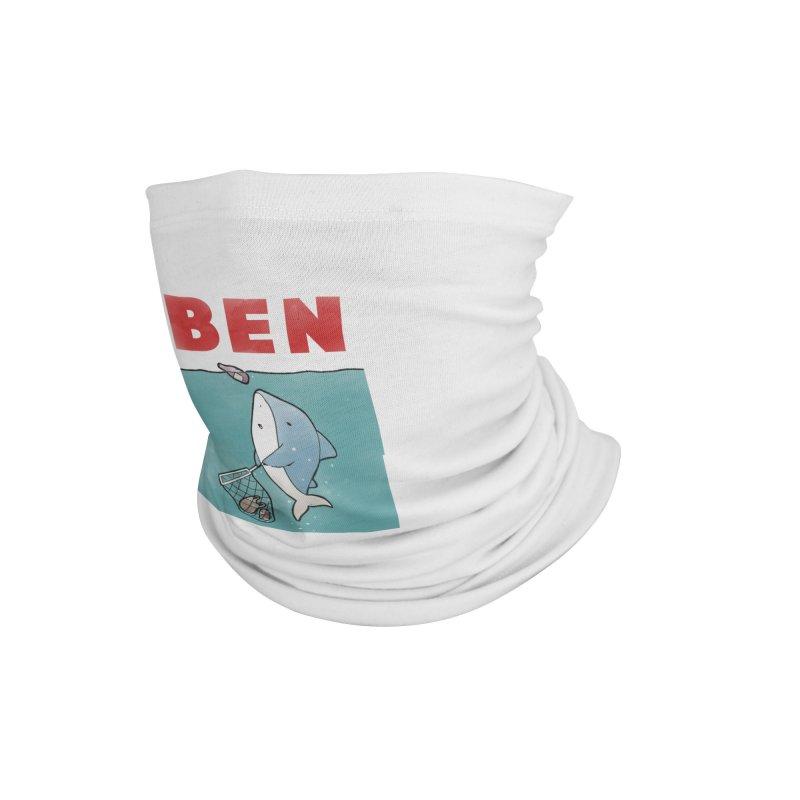 Buddy Gator - Ben Accessories Neck Gaiter by Buddy Gator's Artist Shop
