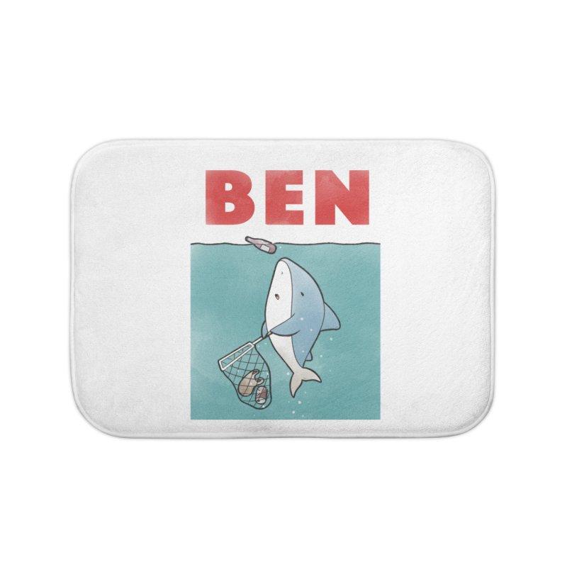 Buddy Gator - Ben Home Bath Mat by Buddy Gator's Artist Shop