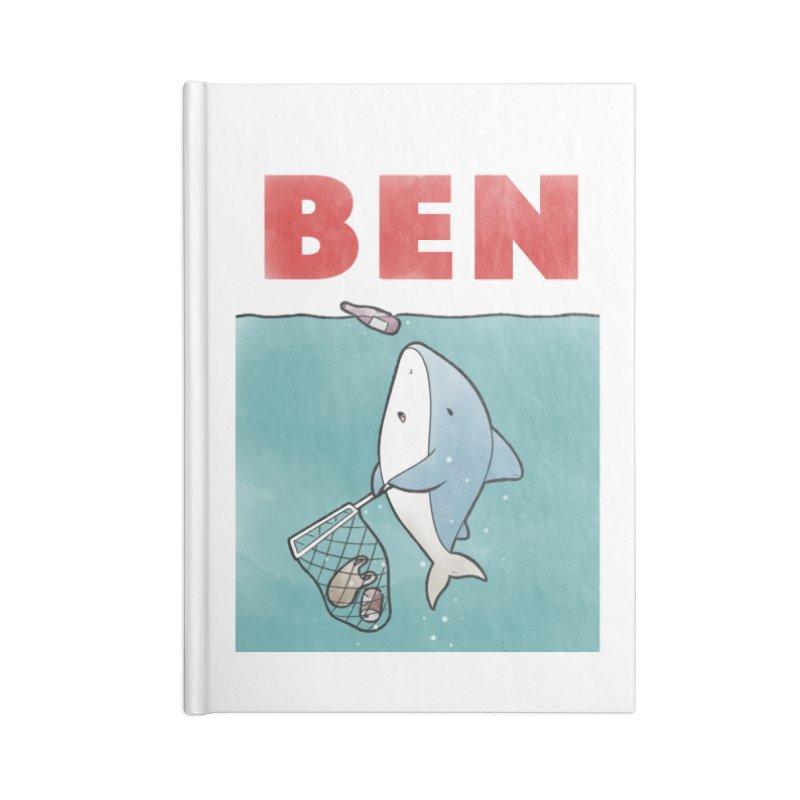 Buddy Gator - Ben Accessories Notebook by Buddy Gator's Artist Shop
