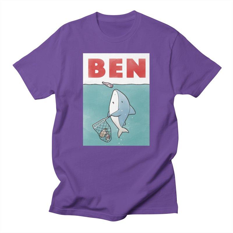 Buddy Gator - Ben Men's T-Shirt by Buddy Gator's Artist Shop