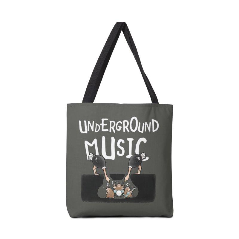 Buddy Gator - Underground Music Accessories Bag by Buddy Gator's Artist Shop