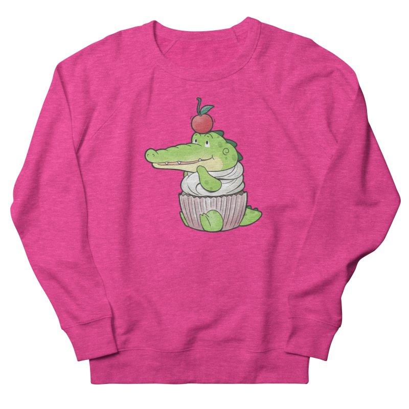 Buddy Gator - Cupcake Lover Women's Sweatshirt by Buddy Gator's Artist Shop