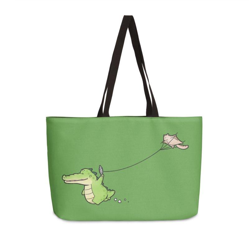 Buddy Gator - Again Accessories Bag by Buddy Gator's Artist Shop