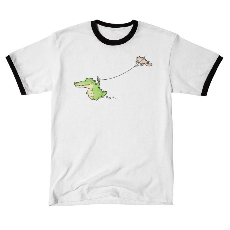 Buddy Gator - Again Men's T-Shirt by Buddy Gator's Artist Shop