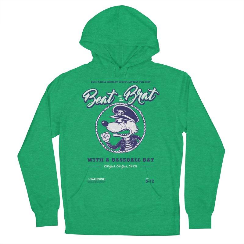Beat on the Brat Women's Pullover Hoody by buddynishi's Artist Shop