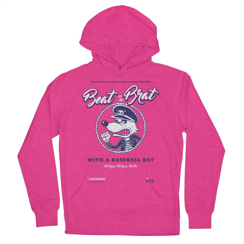 Beat on the Brat Women's Pullover Hoody by buddynishi's Artist Shop