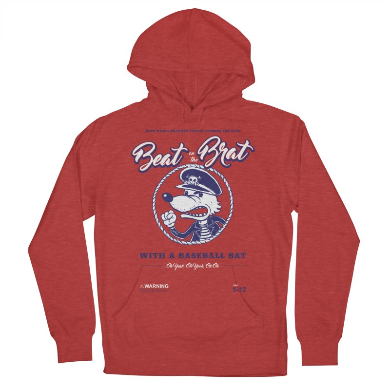 Beat on the Brat Men's Pullover Hoody by buddynishi's Artist Shop