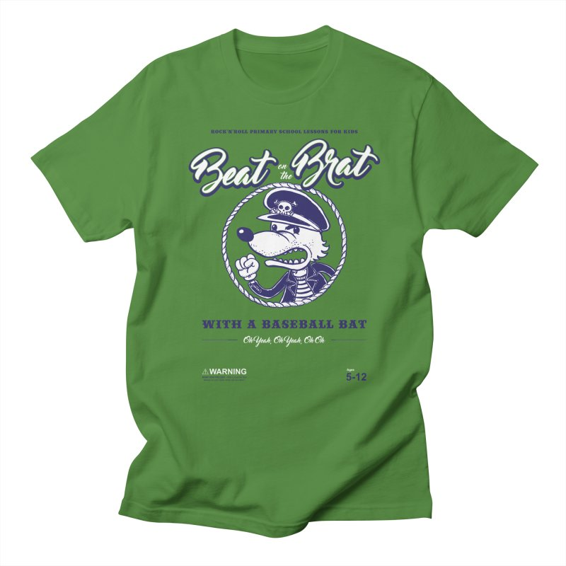 Beat on the Brat Men's T-Shirt by buddynishi's Artist Shop