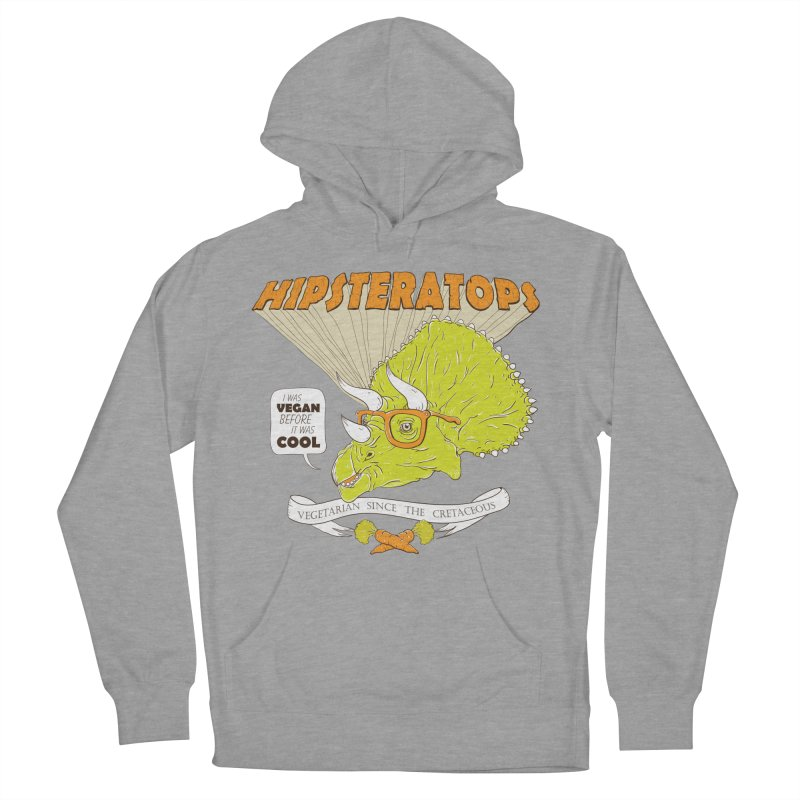 Hipsteratops Women's Pullover Hoody by buddynishi's Artist Shop