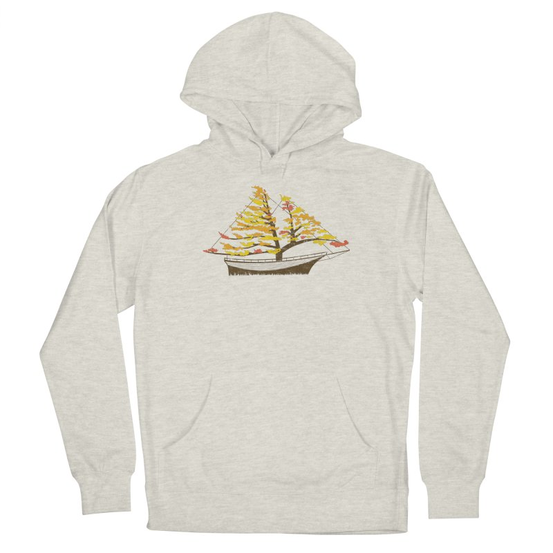 Autumn Cruise Men's Pullover Hoody by Bud Made