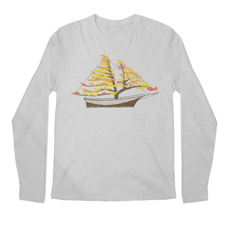 Autumn Cruise Men's Longsleeve T-Shirt by Bud Made