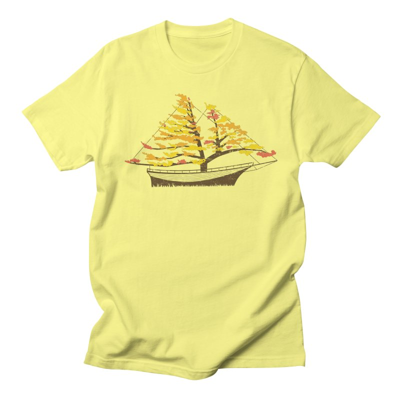 Autumn Cruise Men's T-Shirt by Bud Made