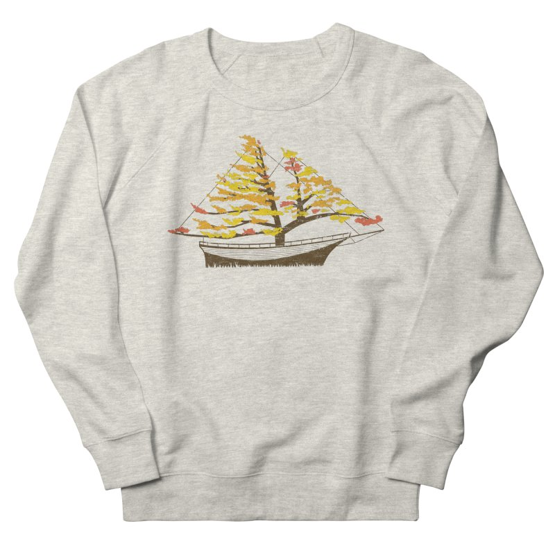 Autumn Cruise Women's Sweatshirt by Bud Made