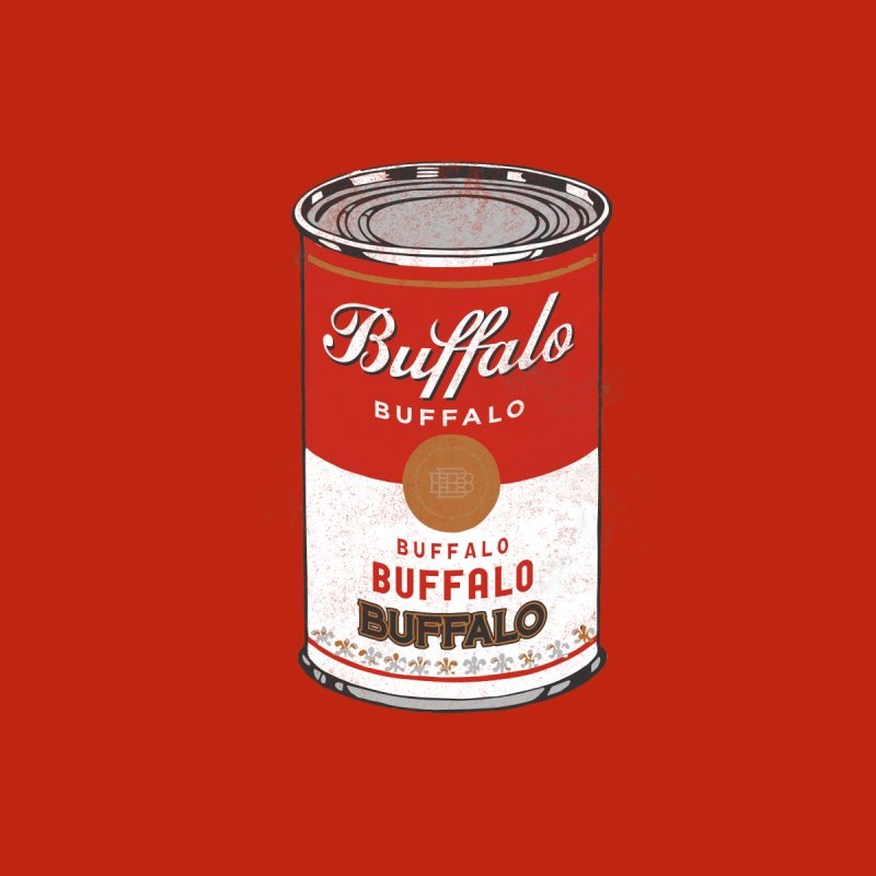 Buffalo Buffalo Soup None  by Buffalo Buffalo Buffalo
