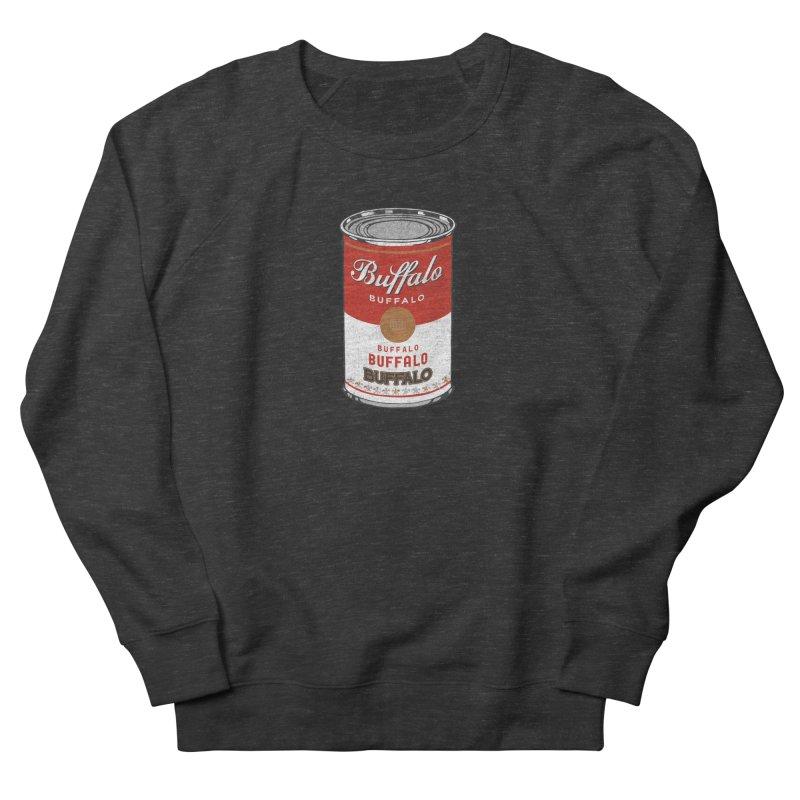Buffalo Buffalo Soup Women's Sweatshirt by Buffalo Buffalo Buffalo