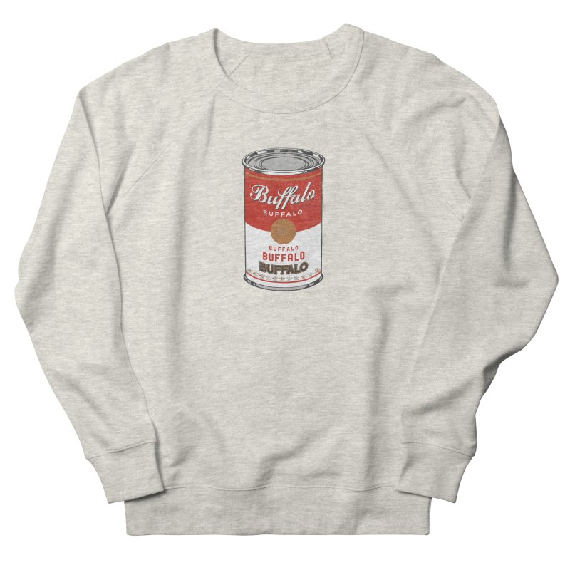 Buffalo Buffalo Soup Men's Sweatshirt by Buffalo Buffalo Buffalo