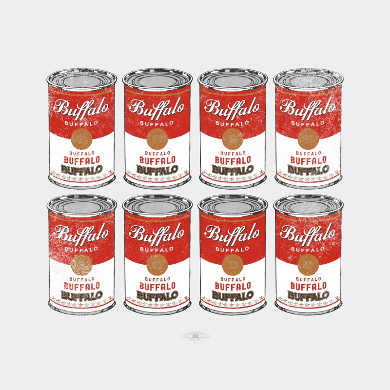 Buffalo Buffalo Soups None  by Buffalo Buffalo Buffalo
