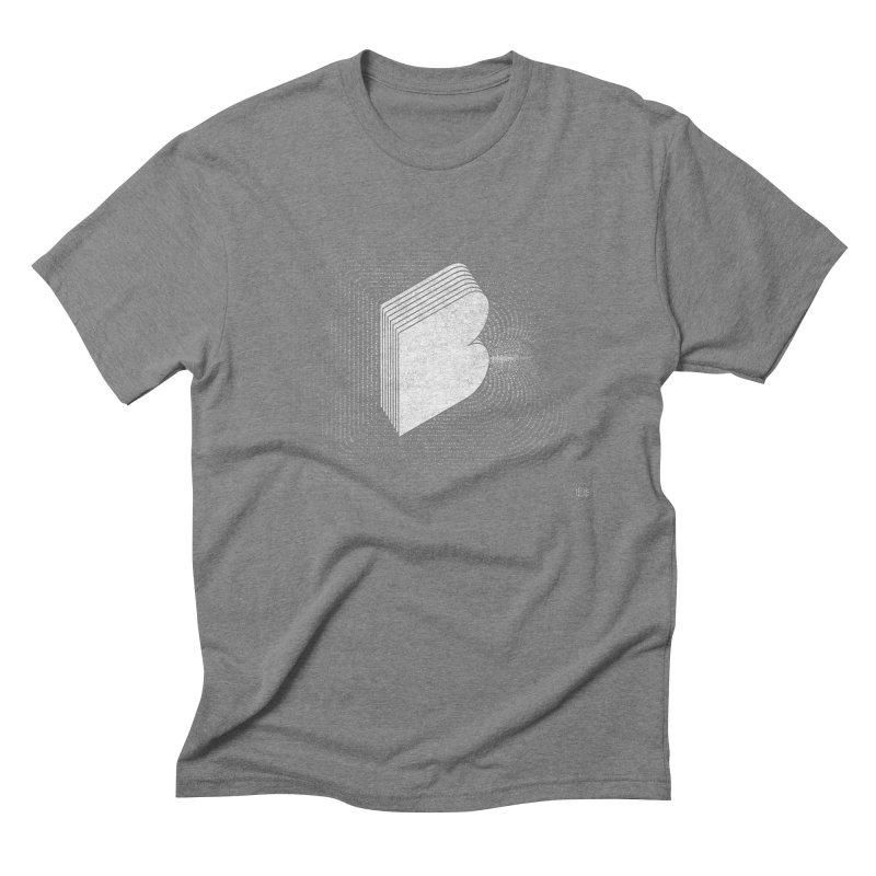 Buffalo Buffalo Bs Men's Triblend T-shirt by Buffalo Buffalo Buffalo