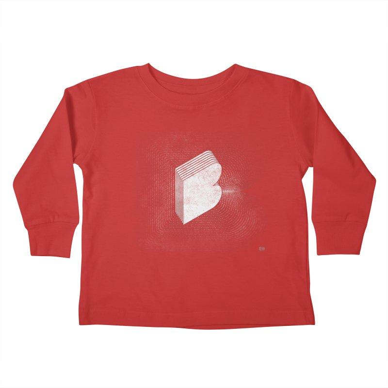 Buffalo Buffalo Bs Kids Toddler Longsleeve T-Shirt by Buffalo Buffalo Buffalo