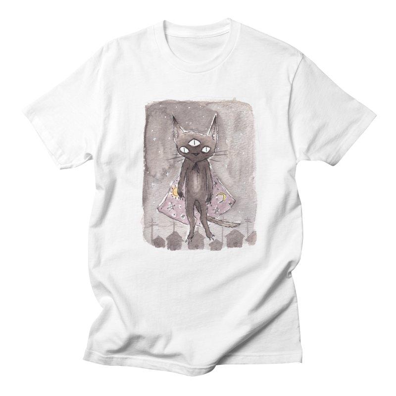 Craf†y Ki††y Men's T-Shirt by builtfromsketch's Artist Shop