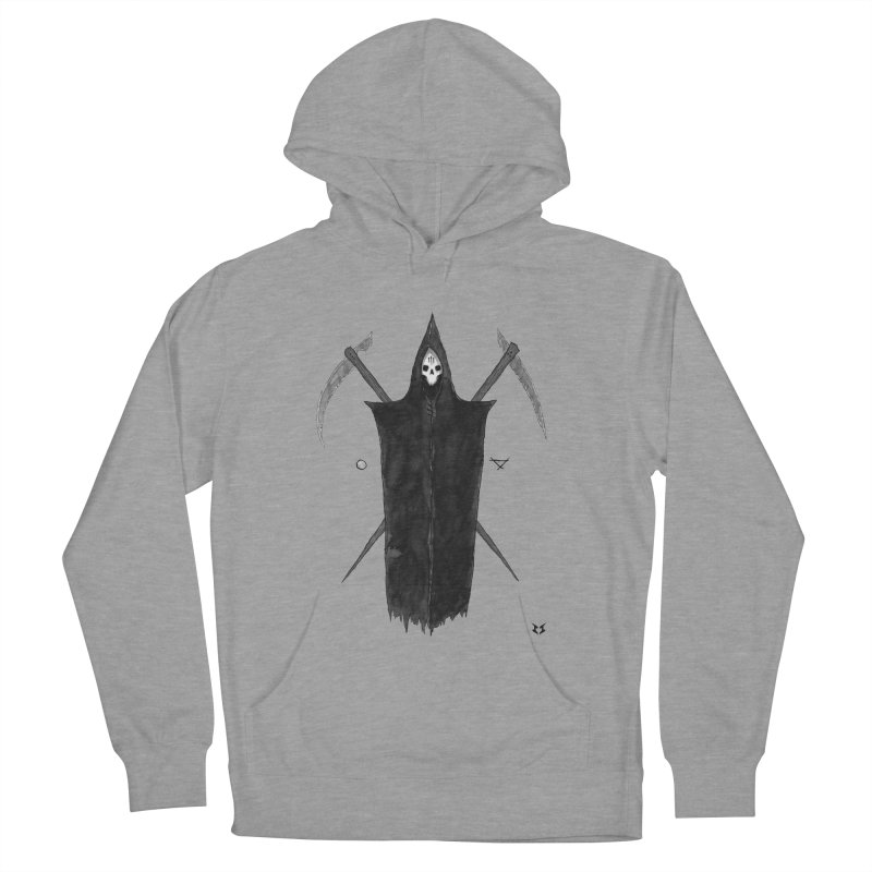 Harvester Women's Pullover Hoody by builtfromsketch's Artist Shop