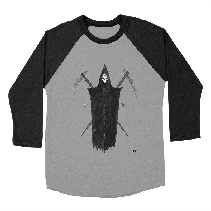 Harvester Women's Baseball Triblend T-Shirt by builtfromsketch's Artist Shop