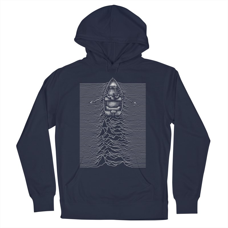 Unknown Waters Men's Pullover Hoody by Buko