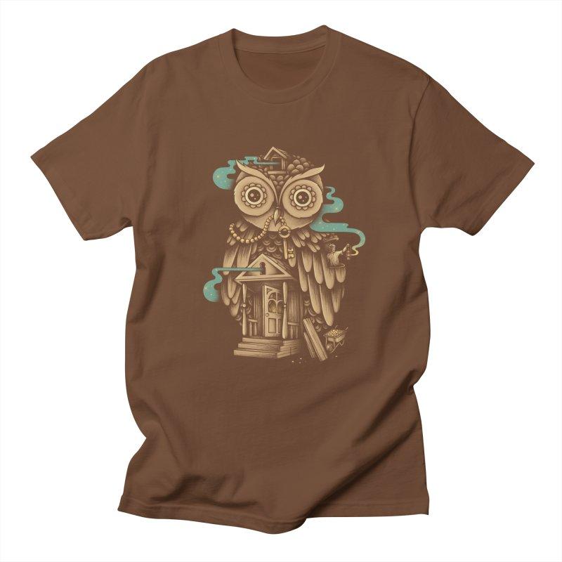 Night Watch Men's T-shirt by Buko