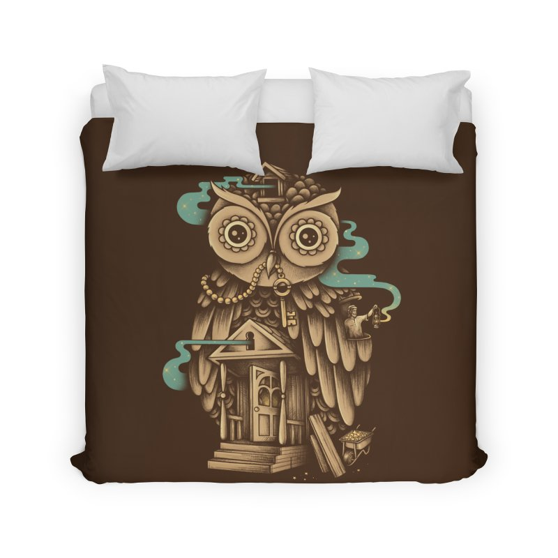 Night Watch Home Duvet by Buko