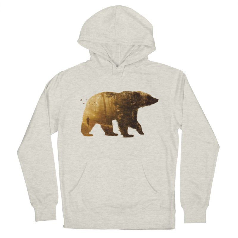 Into the Wild Men's Pullover Hoody by Buko