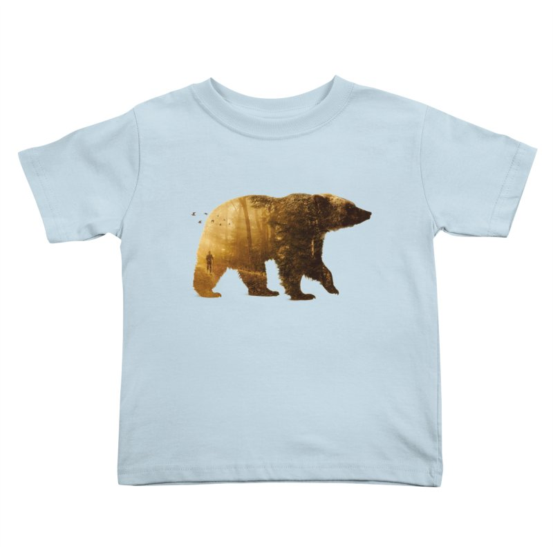 Into the Wild Kids Toddler T-Shirt by Buko
