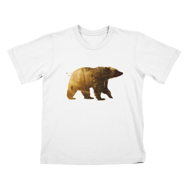 Into the Wild Kids T-shirt by Buko
