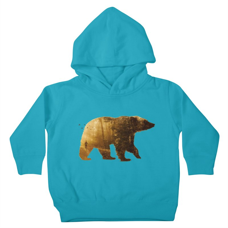 Into the Wild Kids Toddler Pullover Hoody by Buko