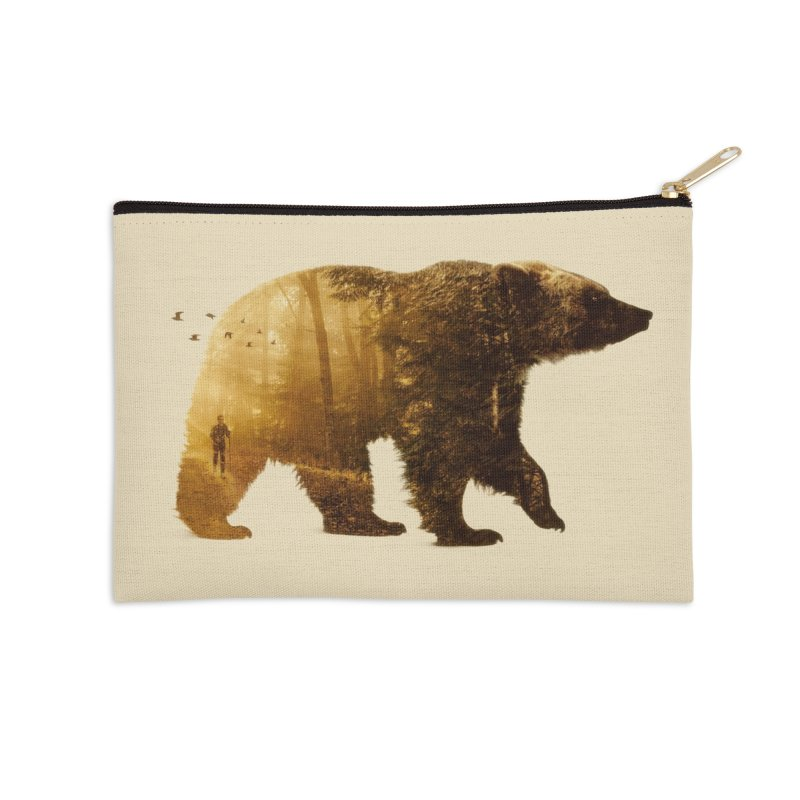 Into the Wild Accessories Zip Pouch by Buko