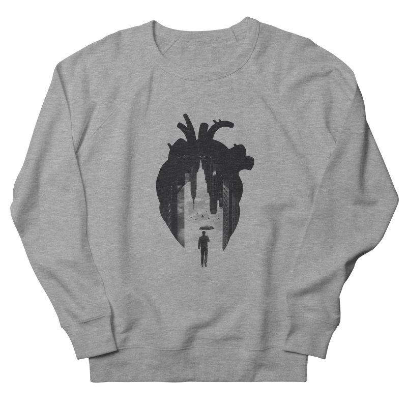 In the heart of the City Men's Sweatshirt by Buko