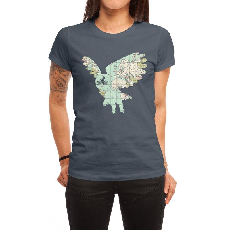 World Traveller Women's T-Shirt by Buko