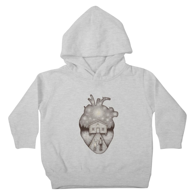 Finally Home Kids Toddler Pullover Hoody by Buko