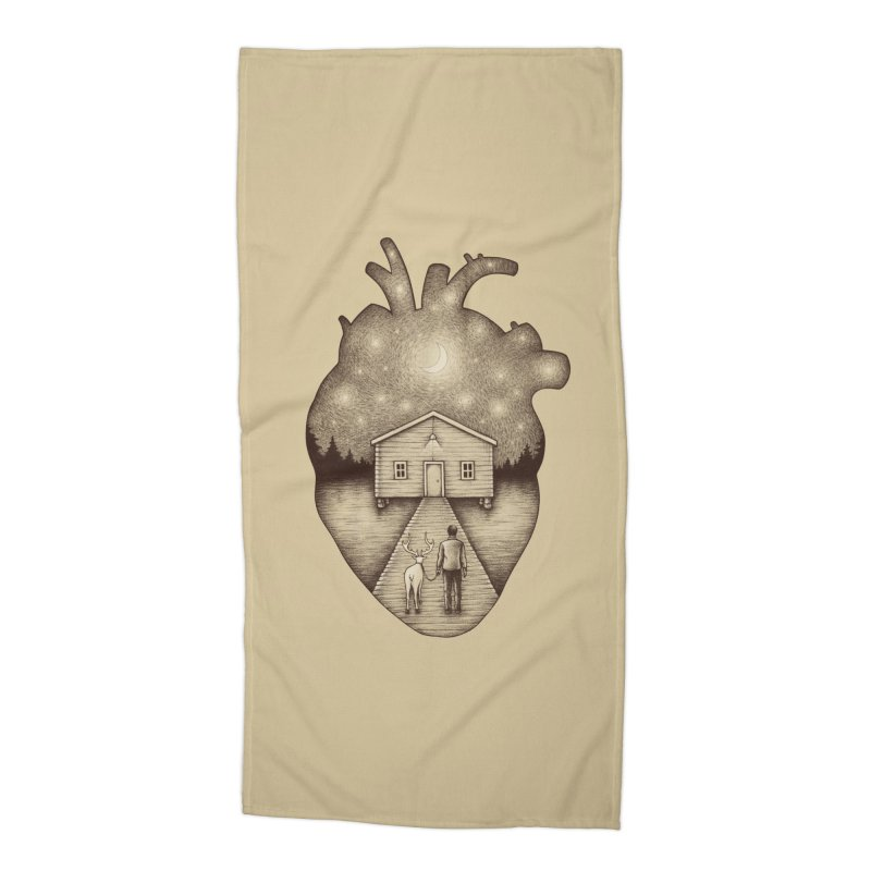 Finally Home Accessories Beach Towel by Buko