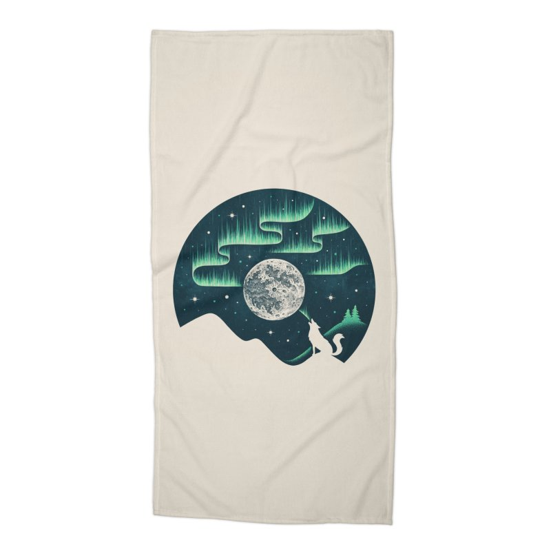 Arctic Tune Accessories Beach Towel by Buko