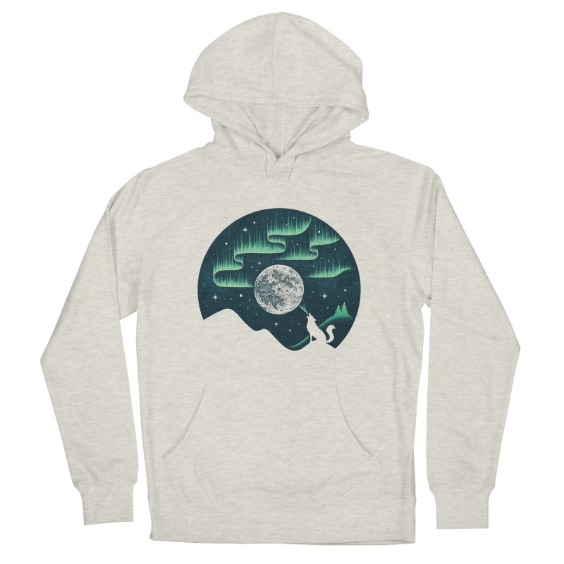 Arctic Tune Men's Pullover Hoody by Buko
