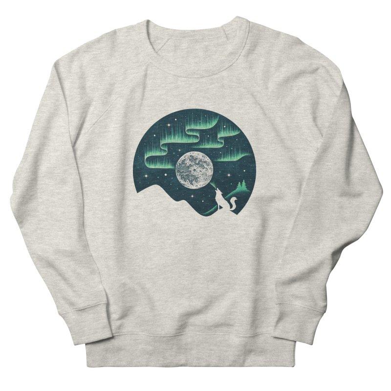 Arctic Tune Men's Sweatshirt by Buko