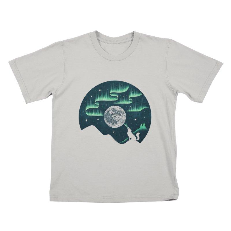 Arctic Tune Kids T-shirt by Buko