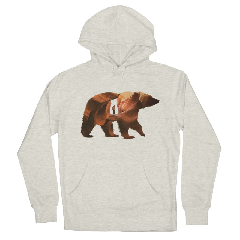 One with Nature Women's Pullover Hoody by Buko