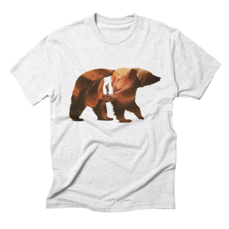 One with Nature Men's Triblend T-shirt by Buko
