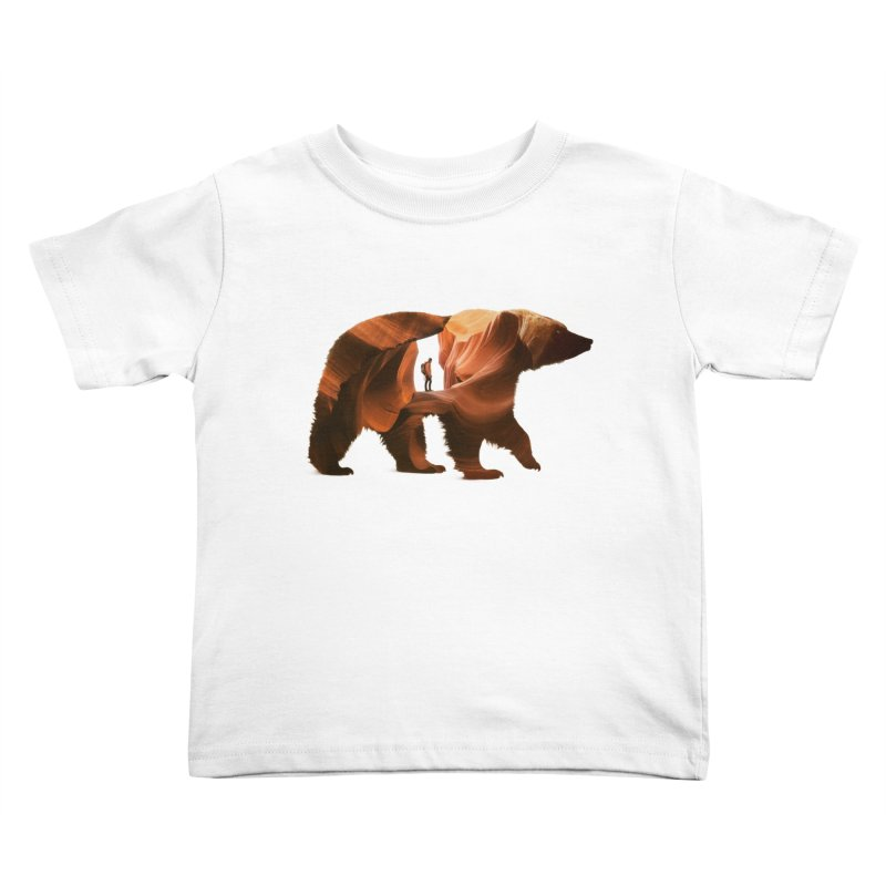 One with Nature Kids Toddler T-Shirt by Buko