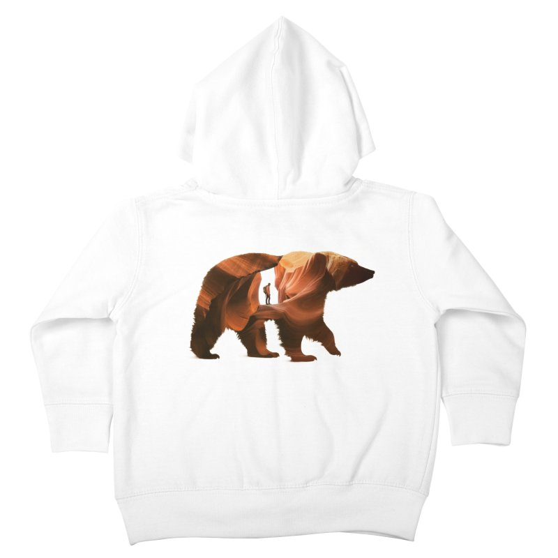 One with Nature Kids Toddler Zip-Up Hoody by Buko