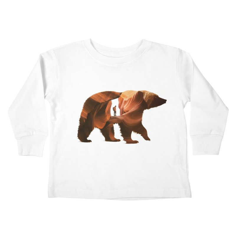 One with Nature Kids Toddler Longsleeve T-Shirt by Buko