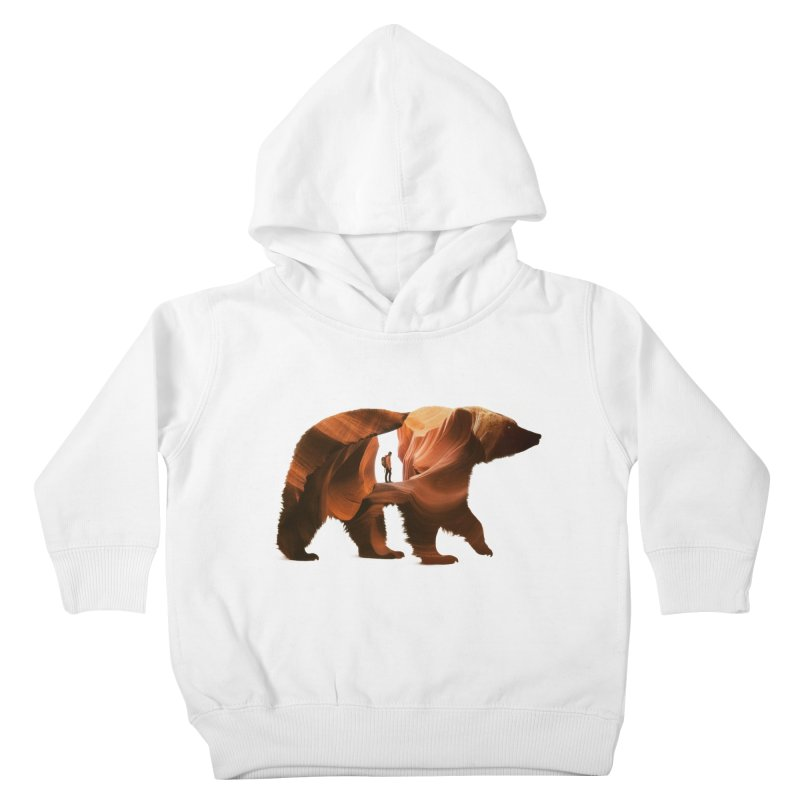 One with Nature Kids Toddler Pullover Hoody by Buko